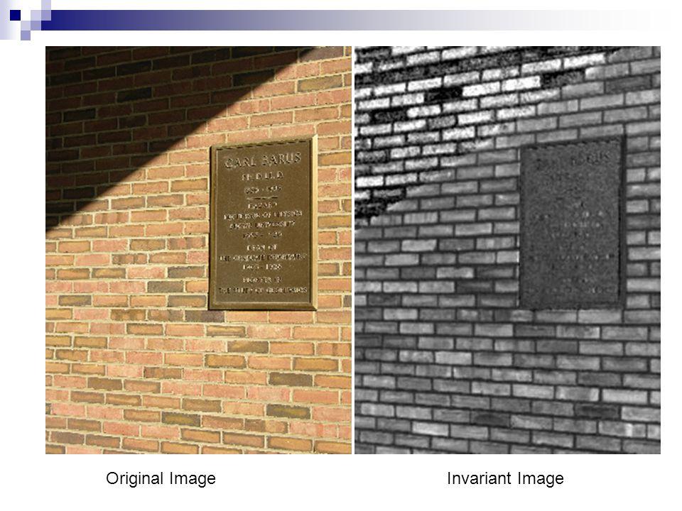Original Image Invariant Image