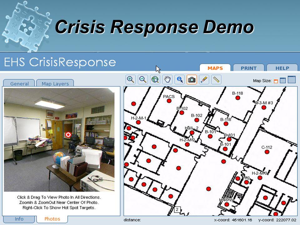 Crisis Response Demo