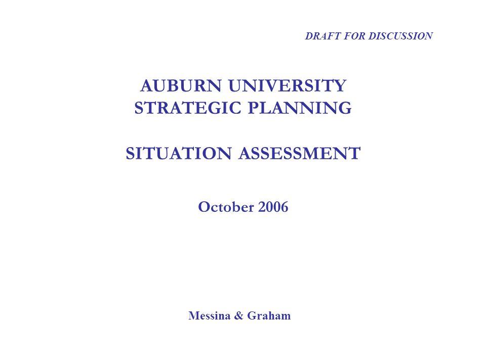 Source: AU OIRA Messina & Graham Equivalent ACT Scores of AU Freshmen – 2005 Chart 5 24.4 24.1 32