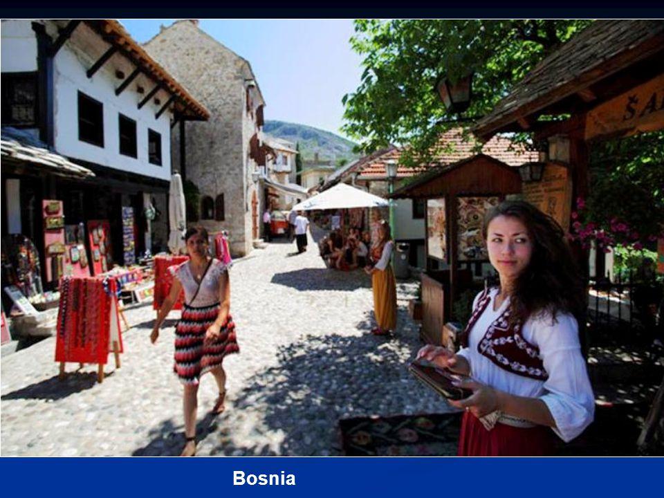 Serbia Willage