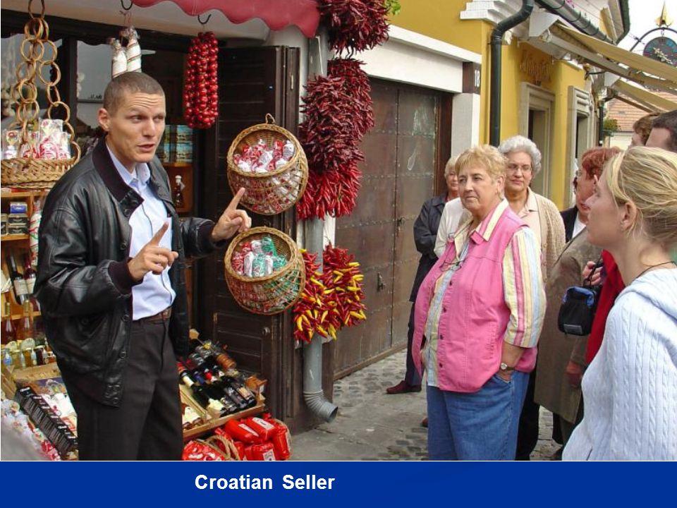 Croatian Seller