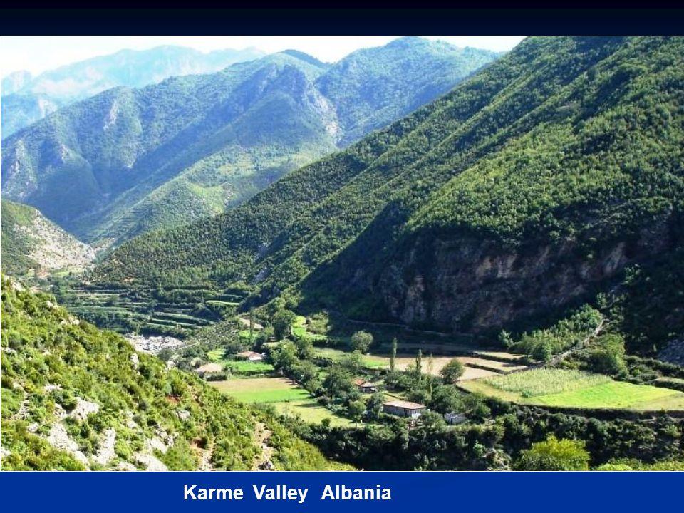 Karme Valley Albania