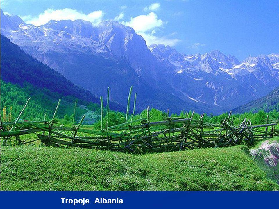 Tropoje Albania
