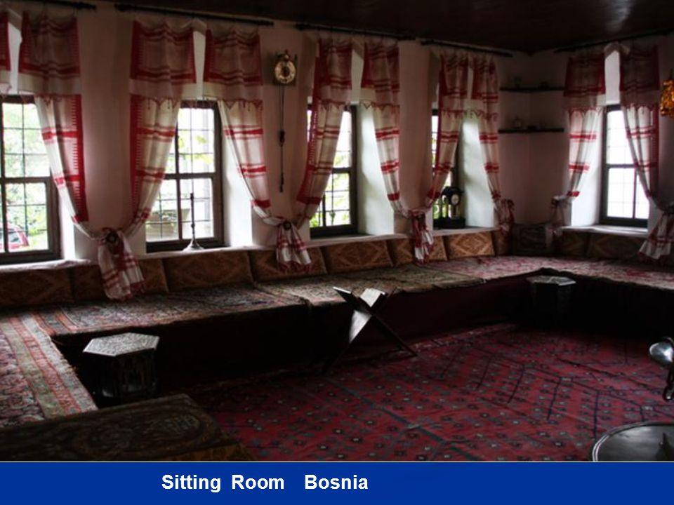 Sitting Room Bosnia