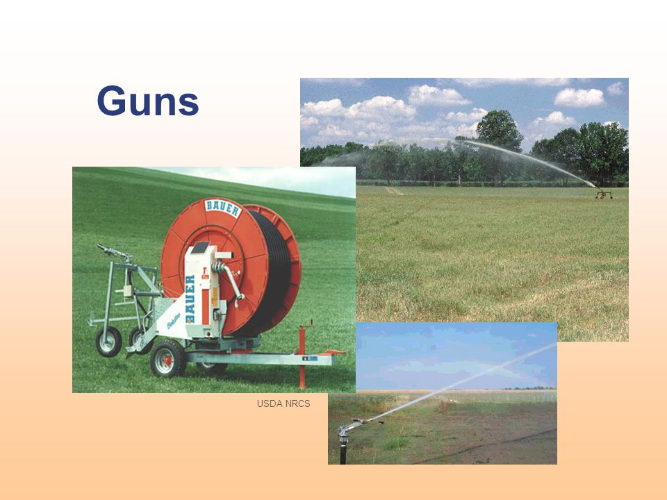 Guns USDA NRCS