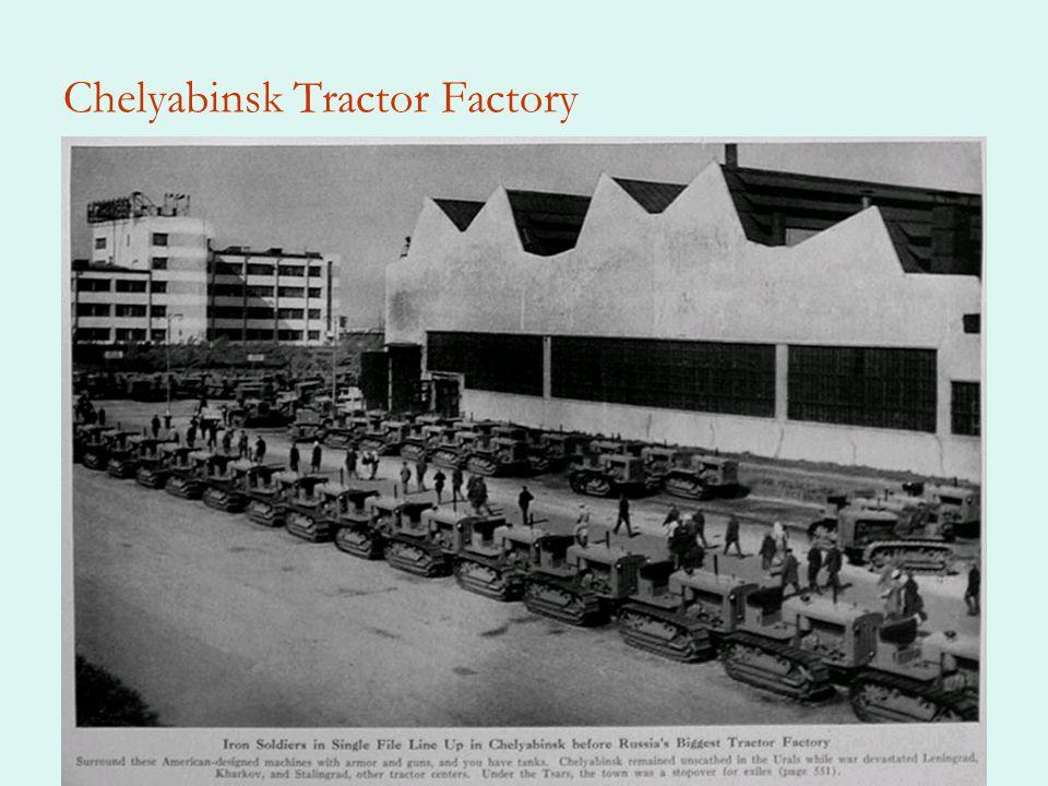 Chelyabinsk Tractor Factory