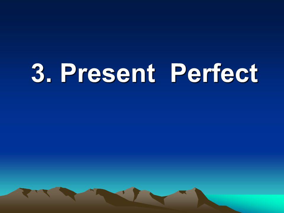 2. Present Continuous