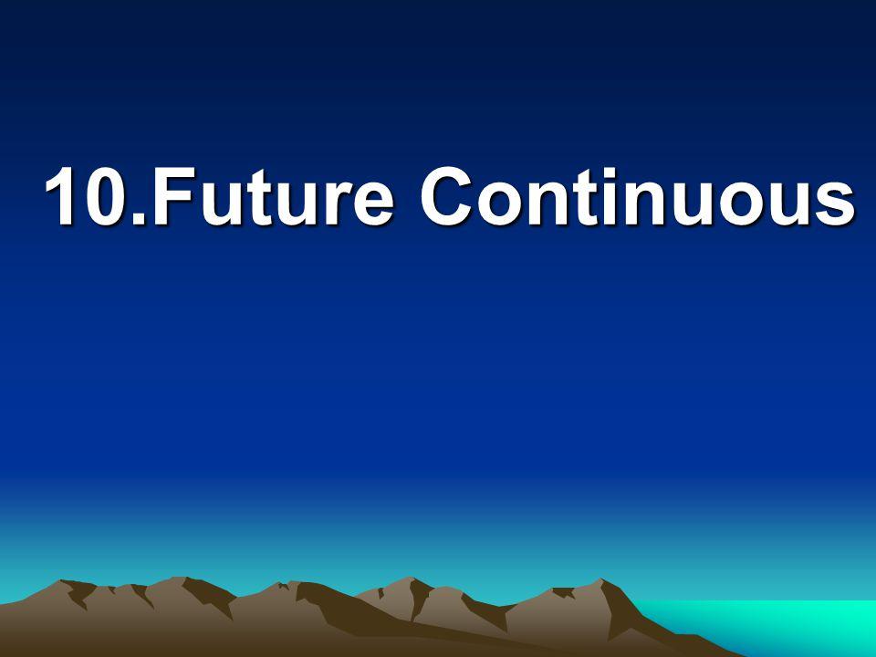 9.Future simple