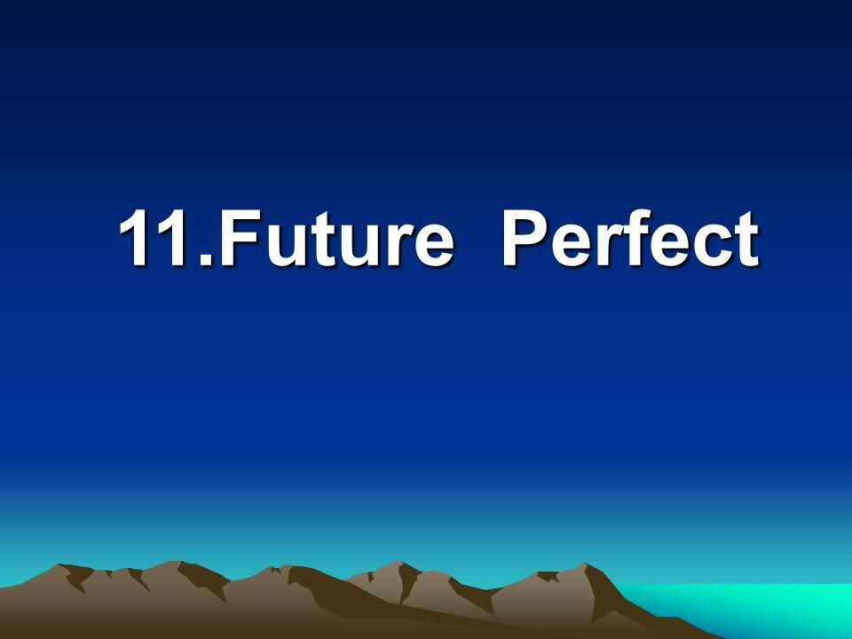10.Future Continuous