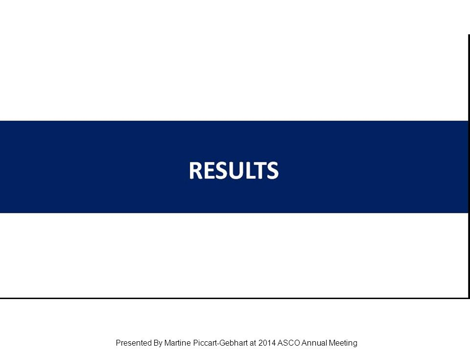 Slide 14 Presented By Martine Piccart-Gebhart at 2014 ASCO Annual Meeting