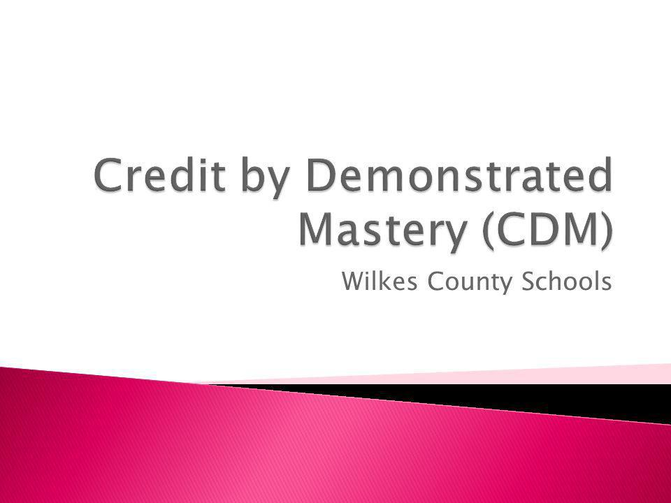 Wilkes County Schools