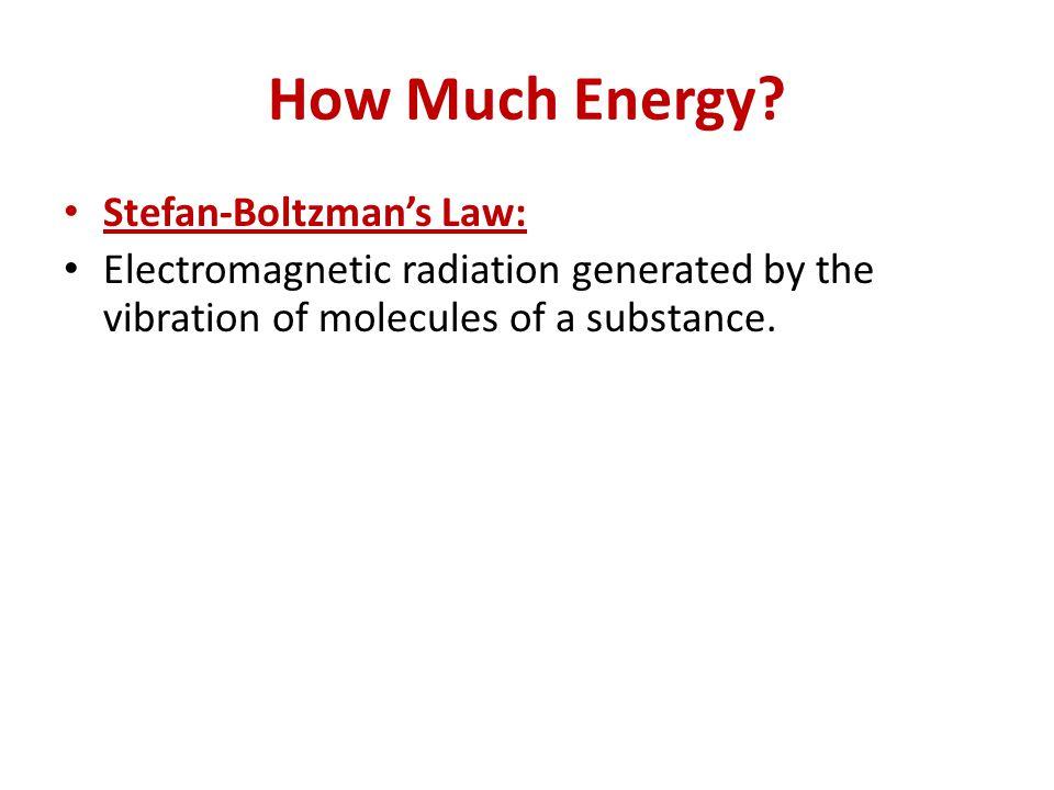 SUN AND EARTH SurfaceEnergyW max Temp (Wm -2 )(μ) Sun600072.3x10 6 0.5 Earth 28036010 Short In