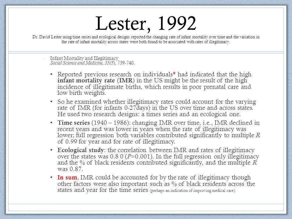 Lester, 1992 Dr.