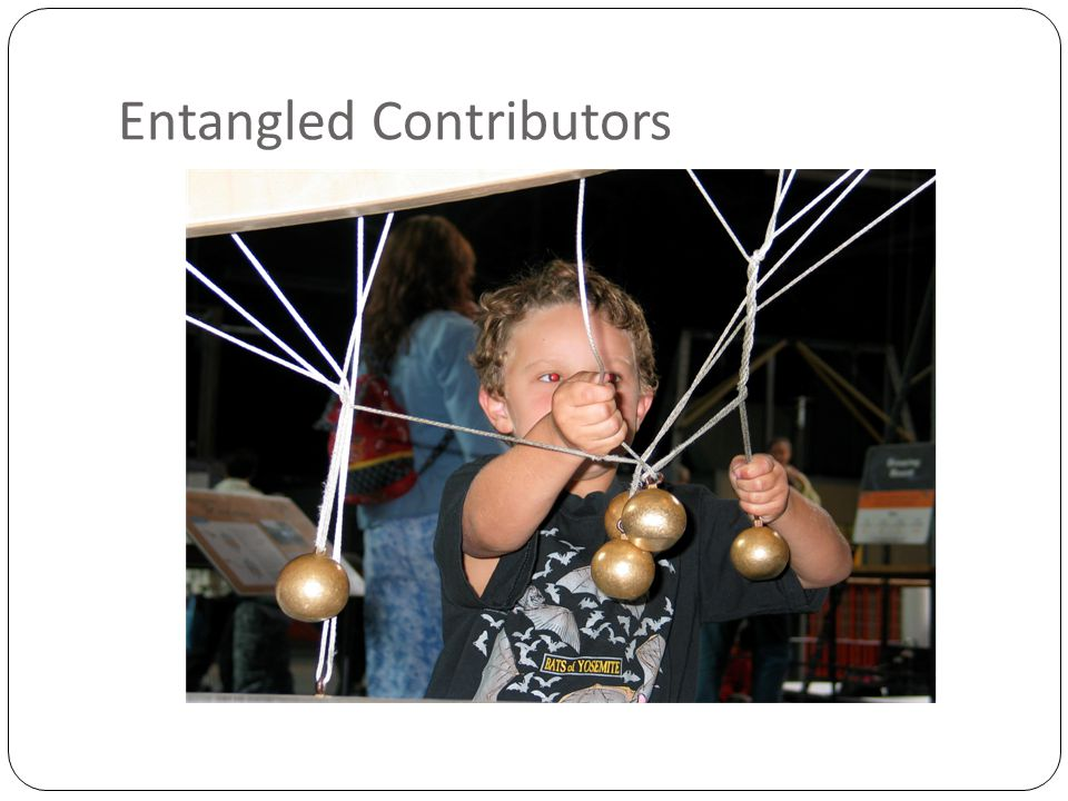 Entangled Contributors