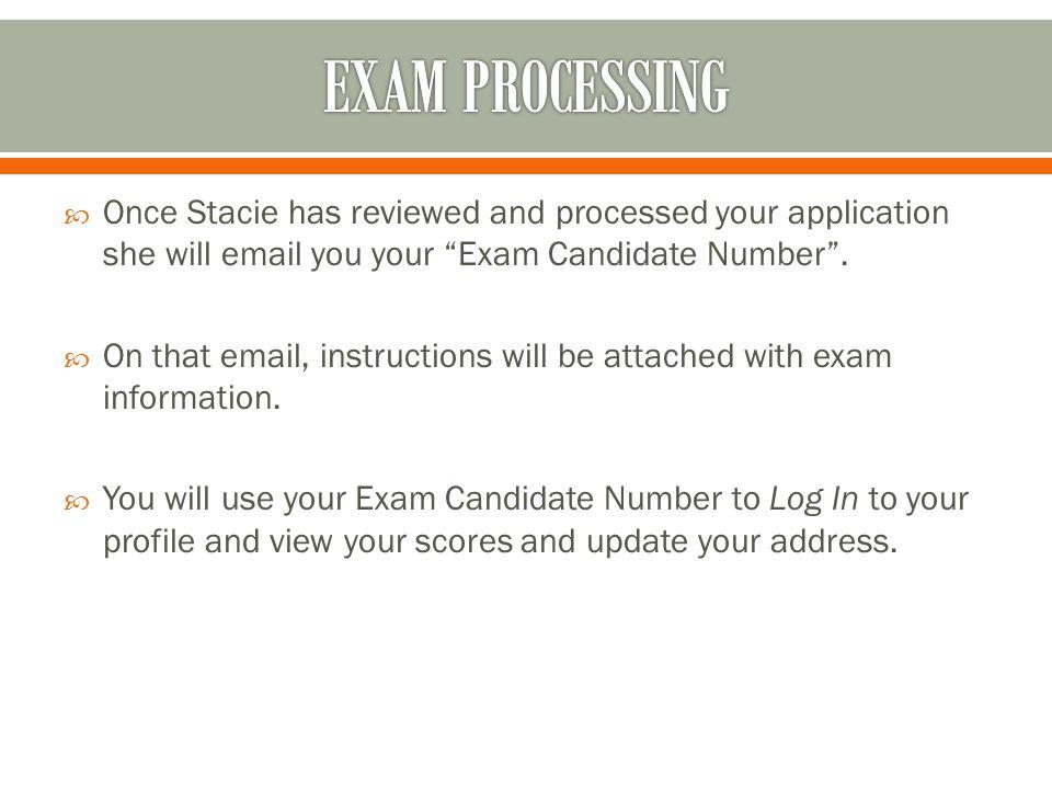  Registering for the NAPLEX & MPJE exams