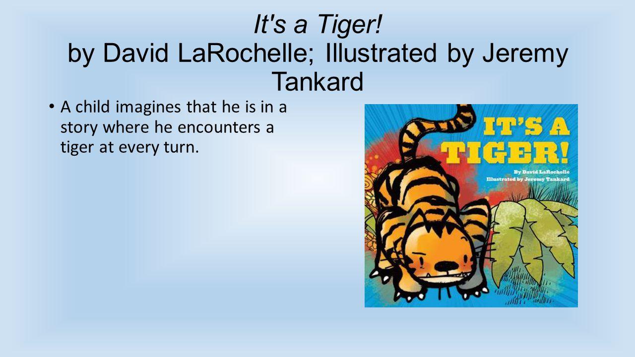 It s a Tiger.