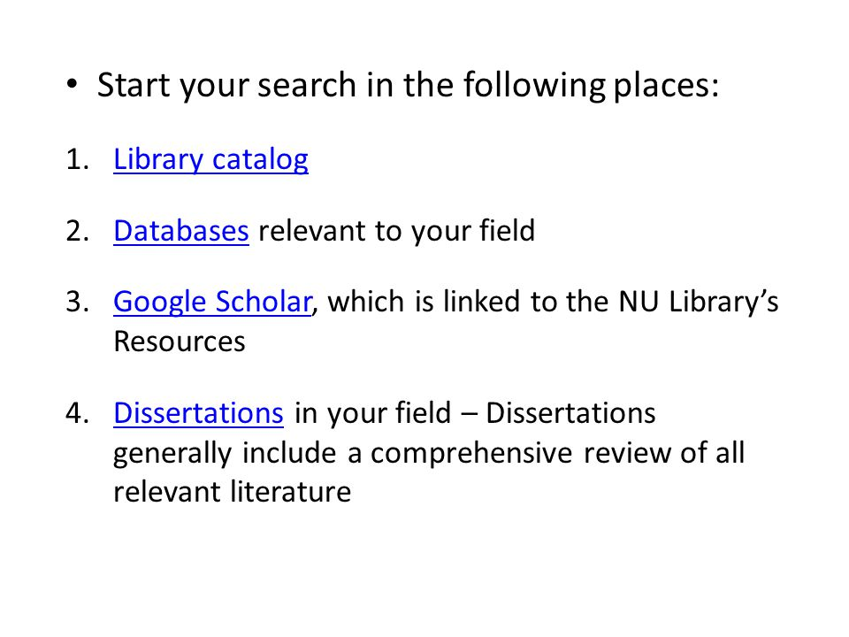 Start your search in the following places: 1.Library catalogLibrary catalog 2.