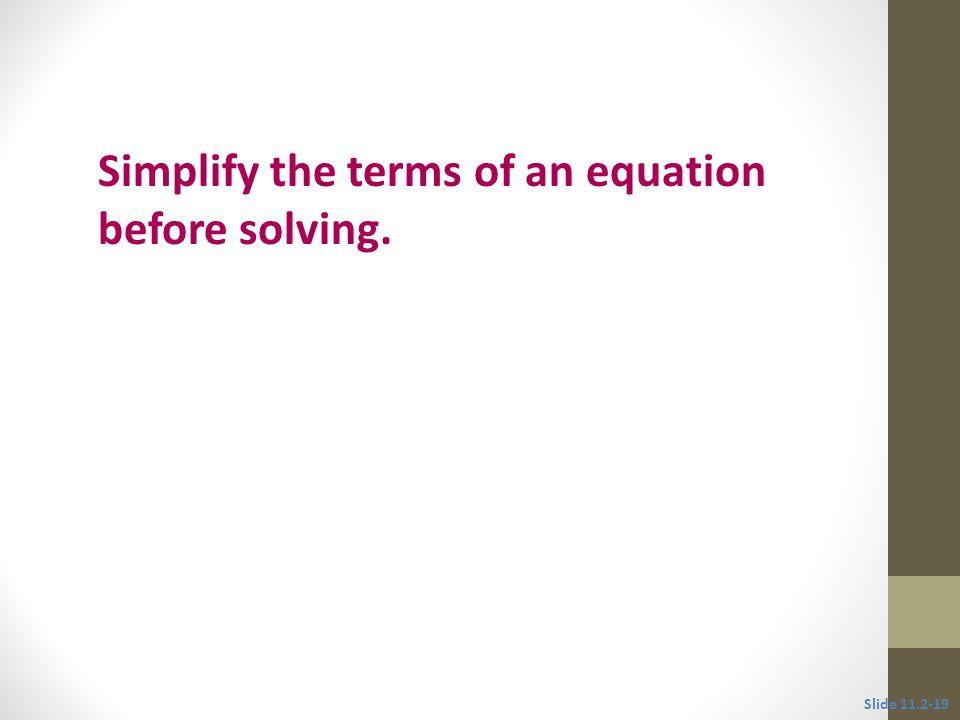Solve (x + 6)(x + 2) = 1.
