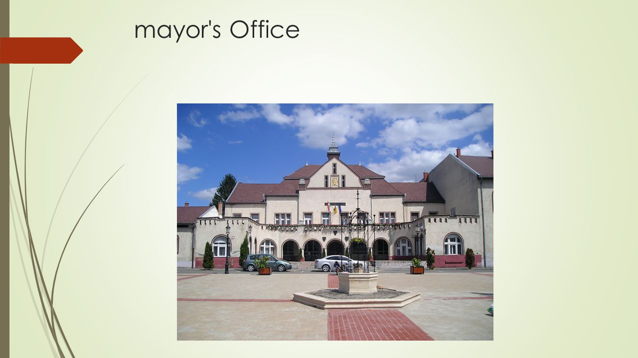 mayor s Office