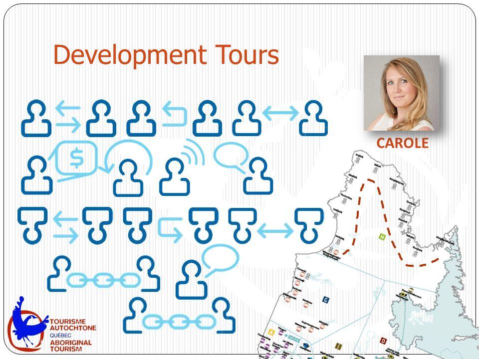 Development Tours CAROLE