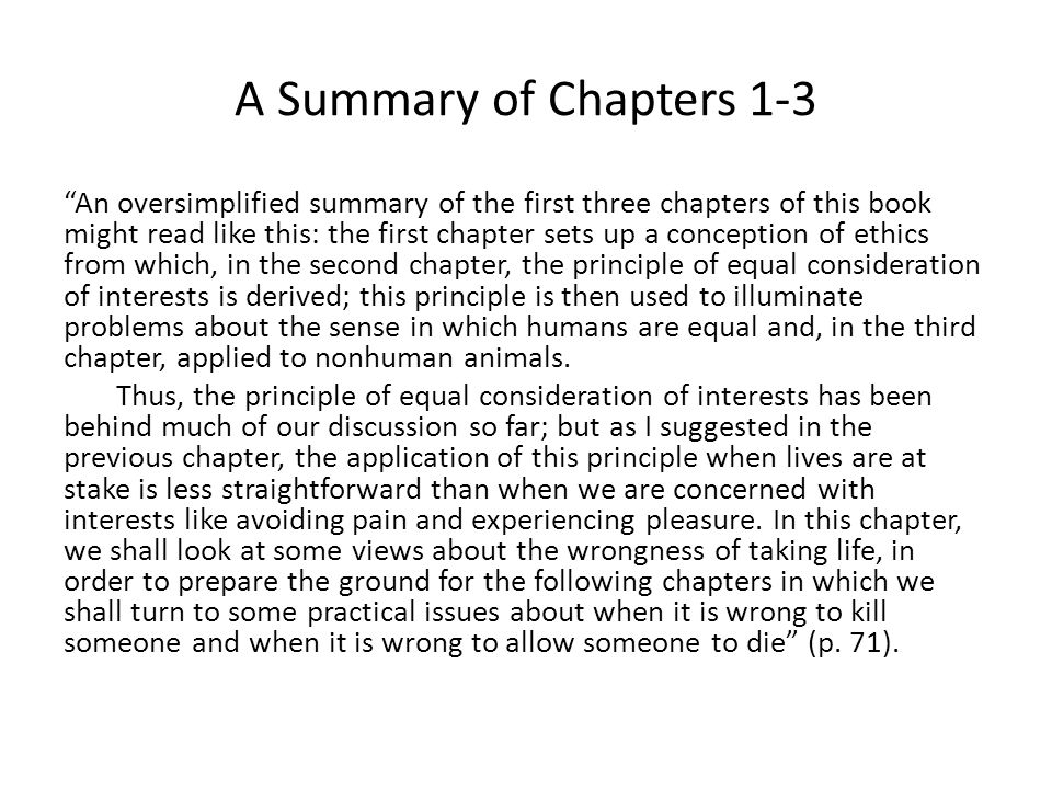 Chapter 1: About Ethics What Ethics Is Not: – Ethics is not primarily about sex.