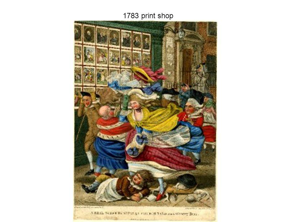 1783 print shop