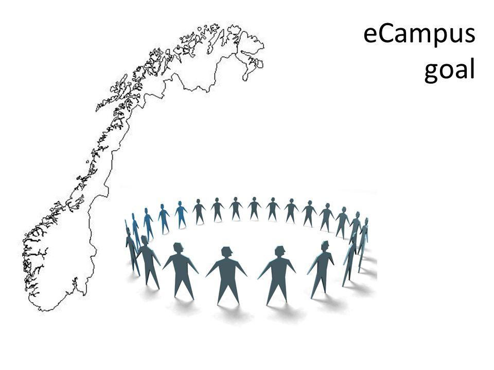 eCampus goal