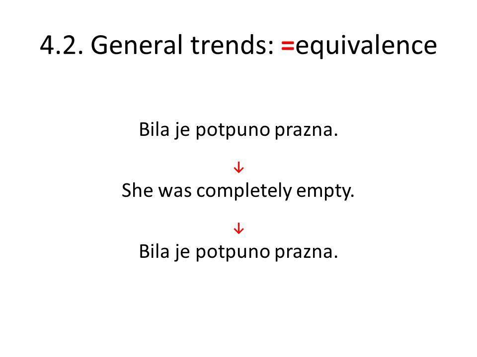 4.2. General trends: =equivalence Bila je potpuno prazna.