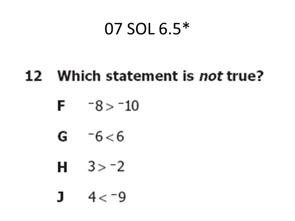 07 SOL 6.5*