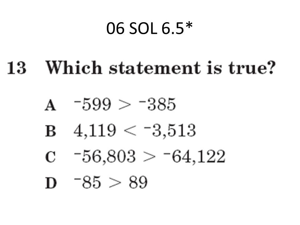 06 SOL 6.5*