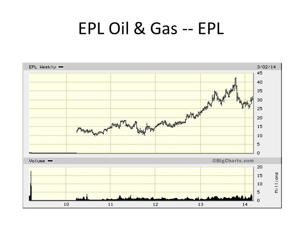 EPL Oil & Gas -- EPL