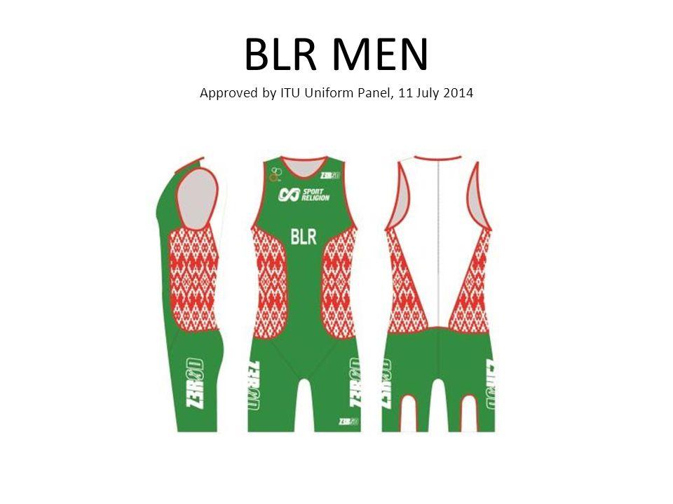 BLR MEN Approved by ITU Uniform Panel, 11 July 2014