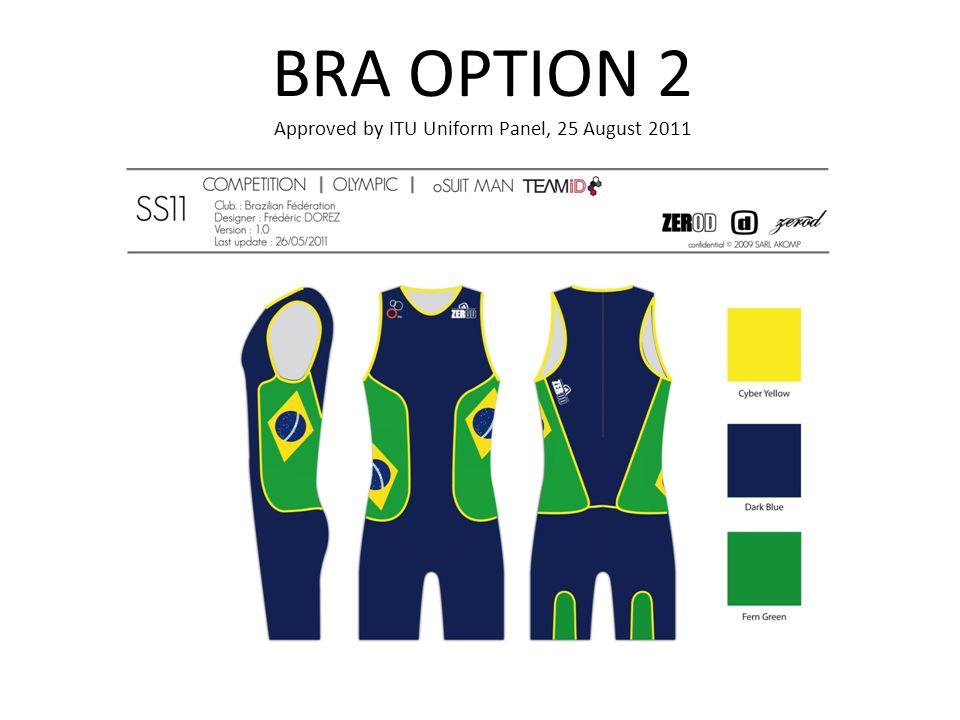 BRA OPTION 2 Approved by ITU Uniform Panel, 25 August 2011 medal@intnet.mu