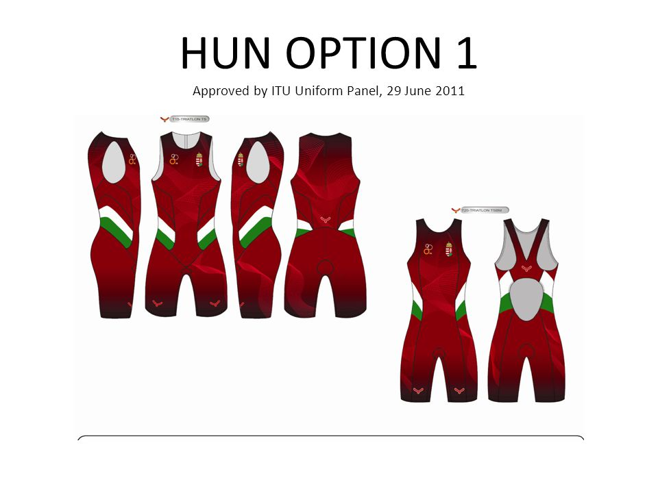 HUN OPTION 1 Approved by ITU Uniform Panel, 29 June 2011