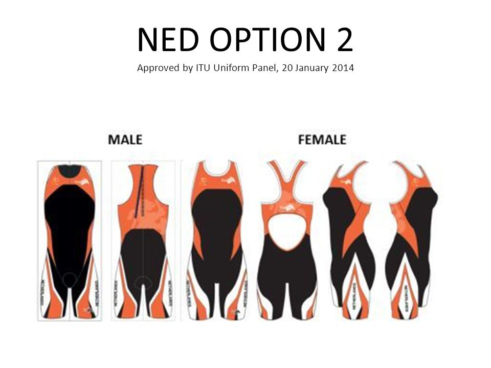 NED OPTION 2 Approved by ITU Uniform Panel, 20 January 2014