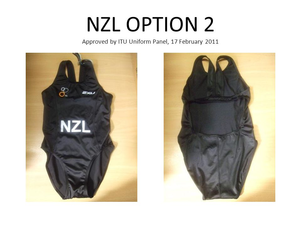 NZL OPTION 2 Approved by ITU Uniform Panel, 17 February 2011