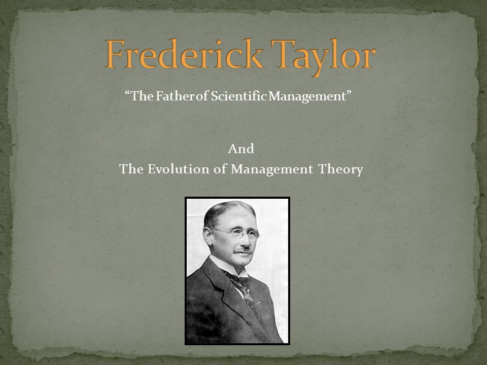 Managers frequently implemented only the increased output side of Taylor's plan.
