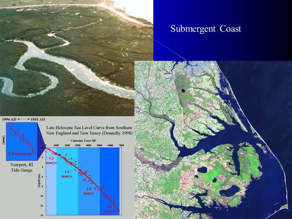 Submergent Coast