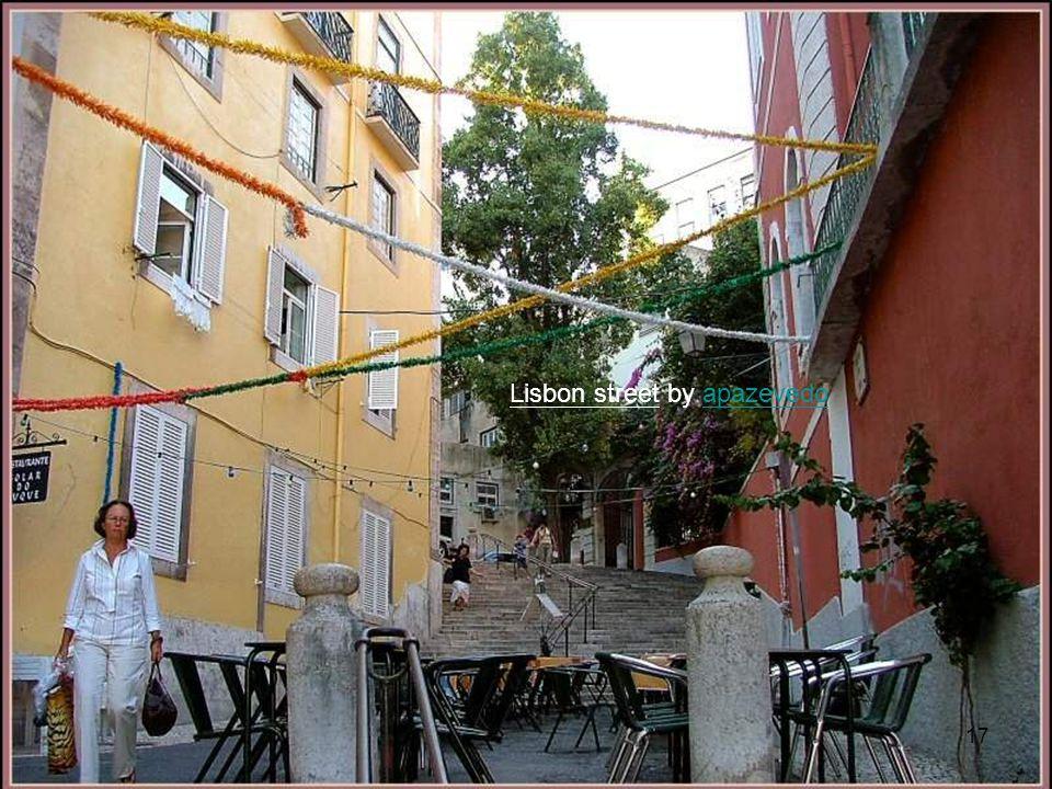 Lisbon! Lisbon! by karinkarin 16