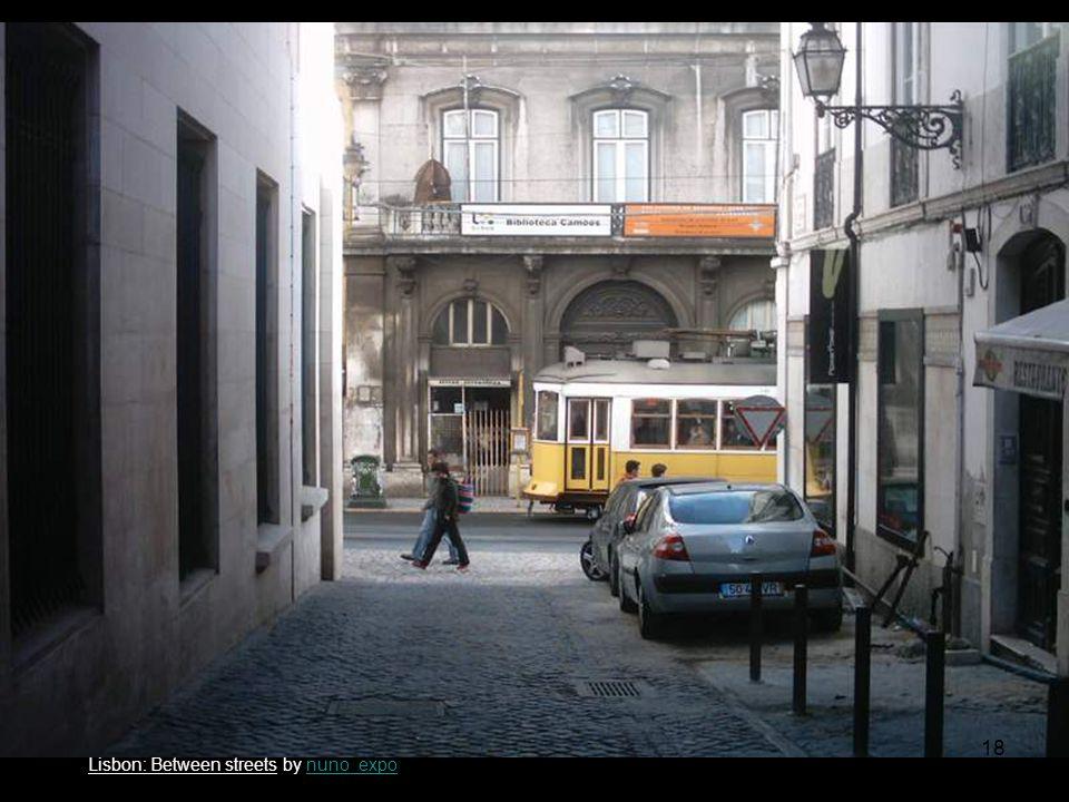 Lisbon street by apazevedoapazevedo 17