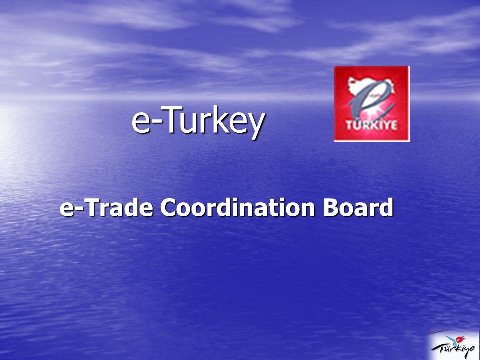 e-Turkey e-Trade Coordination Board