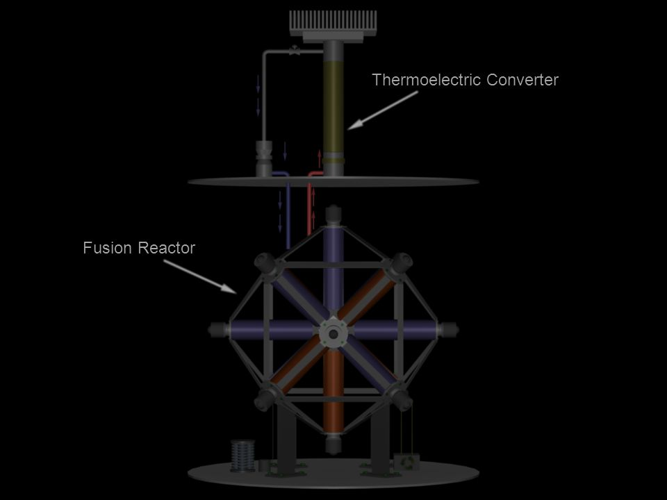 Thermoelectric Converter Fusion Reactor