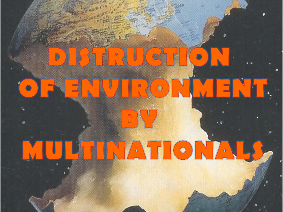 CAUSES OF INDUSTRIAL POLLUTION One of the main sources is the pollution caused by energy production.