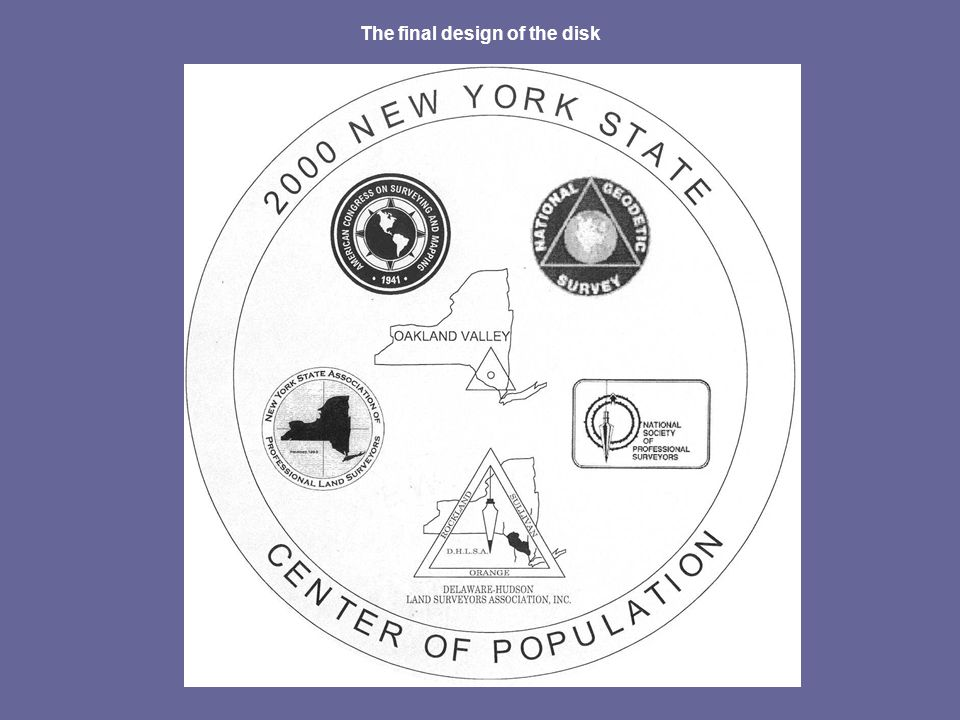 The final design of the disk