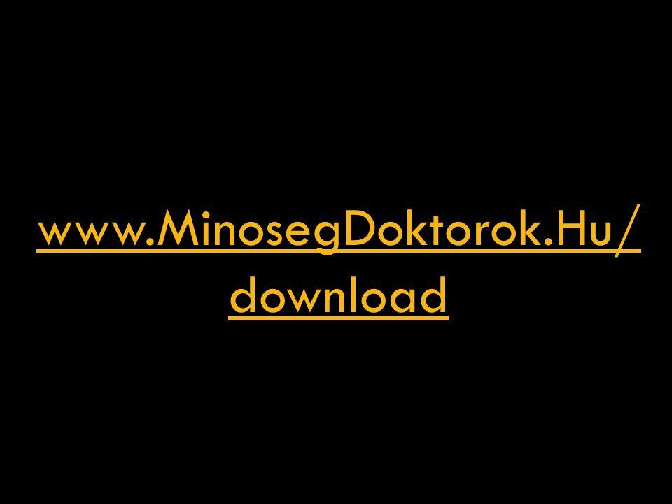 www.MinosegDoktorok.Hu/ download