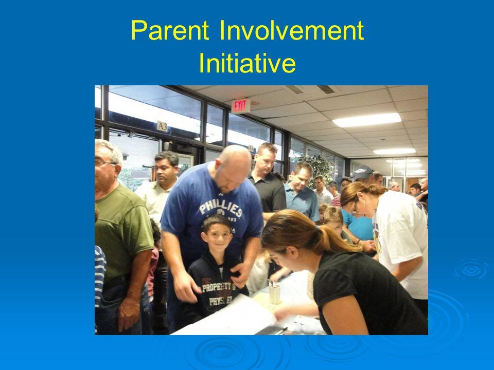 Parent Involvement Initiative