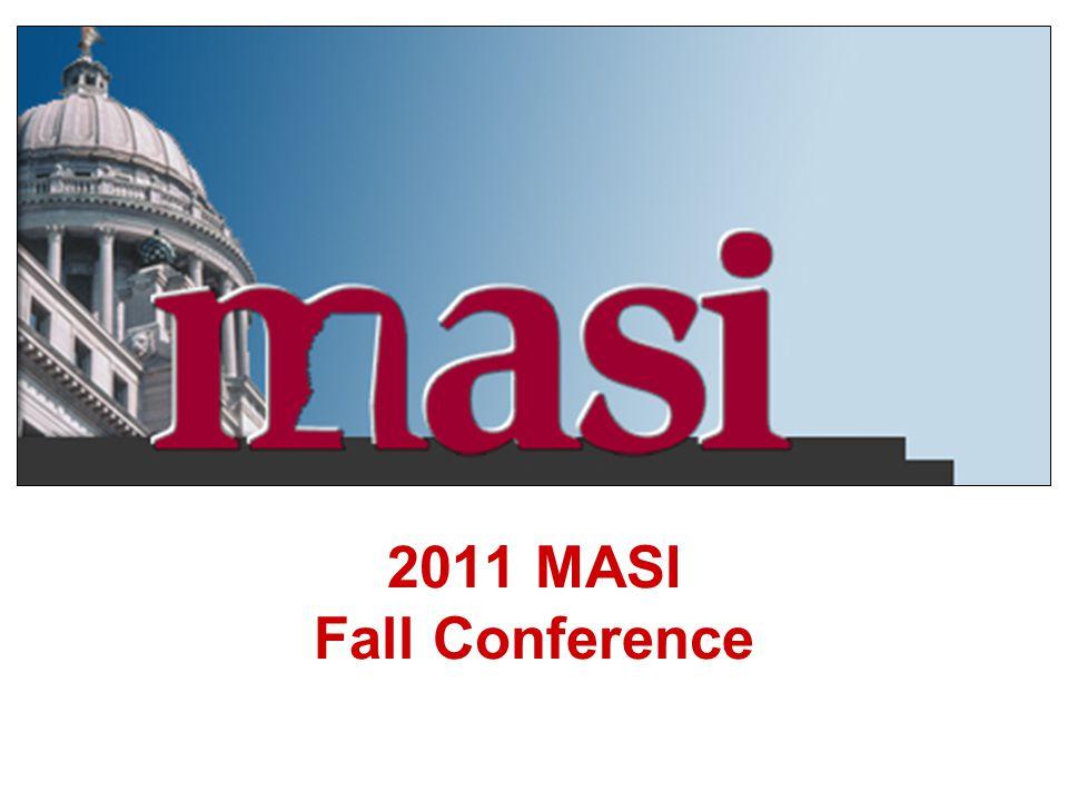 2011 MASI Fall Conference