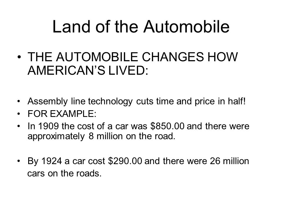 The 1920s were a time of rapid economic growth in the United States.
