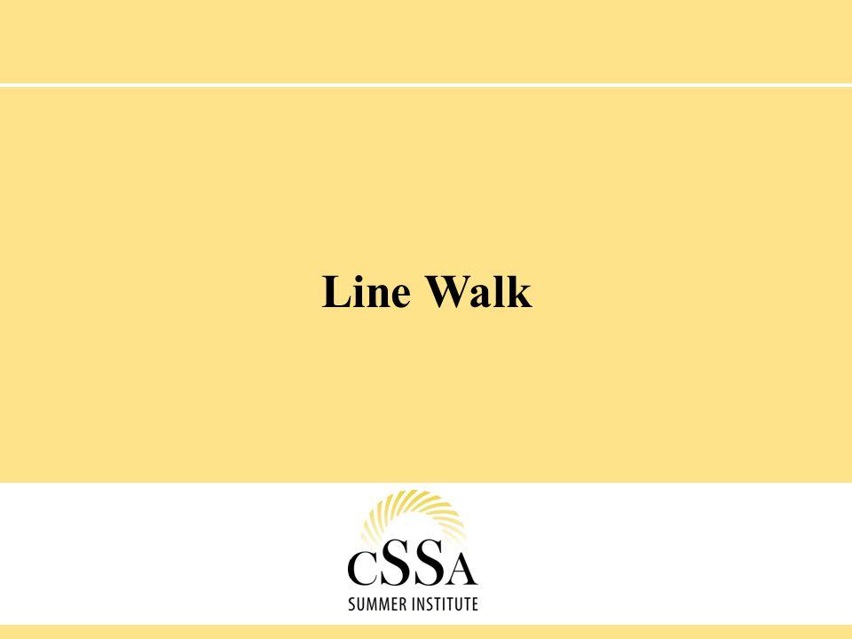 Line Walk