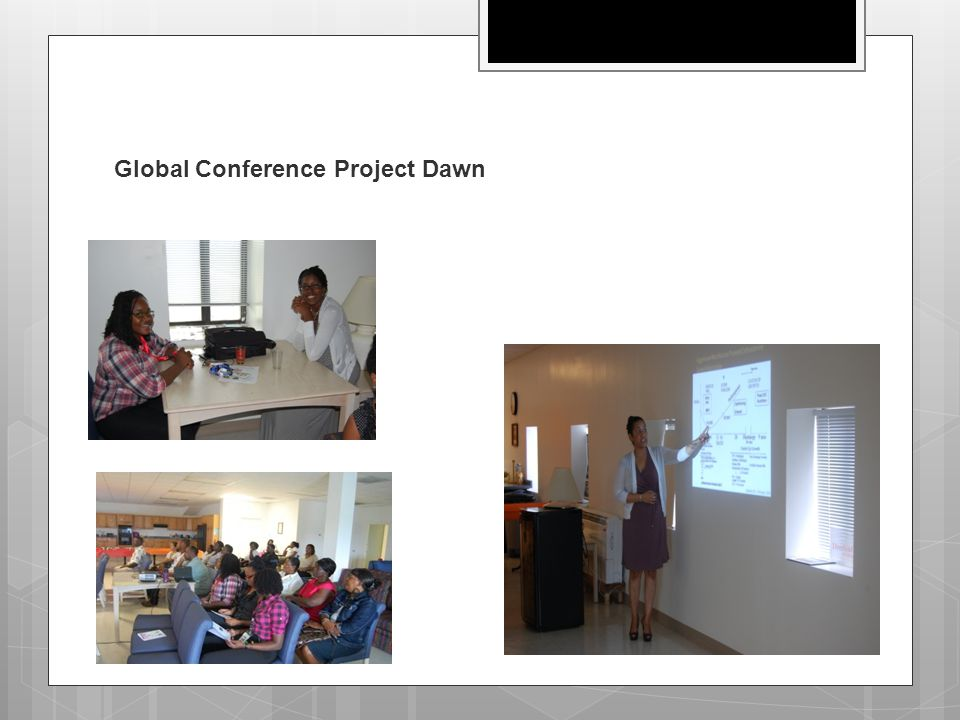 Global Conference Project Dawn